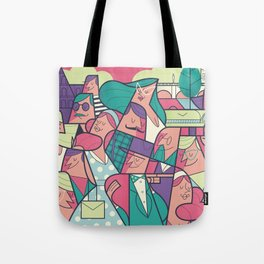 Discount Codes Shopping Online Tote Bag - pivonkarose by VIDA VIDA Manchester Great Sale Sale Online oHDdaOw