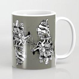 Or the Bad News First Coffee Mug