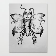 Fly Butterfly Canvas Print