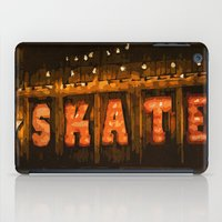 skate iPad Cases featuring Skate by Errne