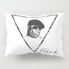 The Notorious B.I.G. Pillow Sham