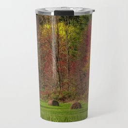 Lonely Bails of Color Travel Mug