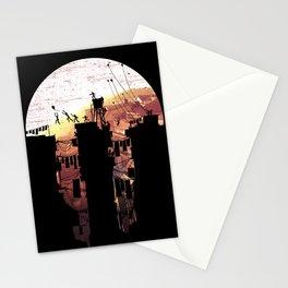 Kite Parkour Stationery Cards