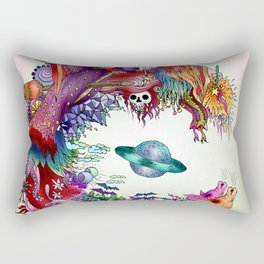 C - variation Rectangular Pillow