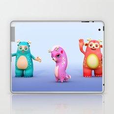 Woopee World Laptop & iPad Skin