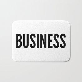 BUSINESS Bath Mat