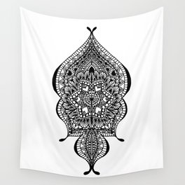 Doodle Flow Wall Tapestry
