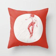 Circuitry Surgery 2 Throw Pillow