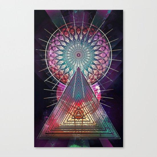 trww cythydryl Canvas Print