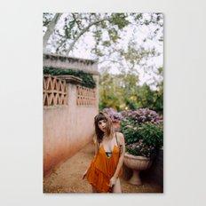 sedona dusk Canvas Print
