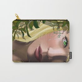 Thistledown Carry-All Pouch