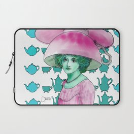 Tea for one Laptop Sleeve