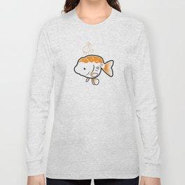 Ranchu Goldfish Long Sleeve T-shirt