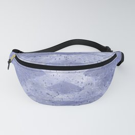 Hour Glass DNA Pattern Fanny Pack