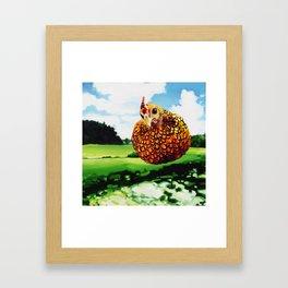 Hector Jiminez Framed Art Print
