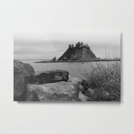 Evening At La Push Beach Metal Print