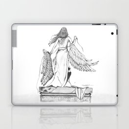 Too Heavy to Carry Laptop & iPad Skin