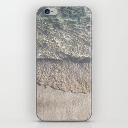 Water Photography Shoreline iPhone Skin