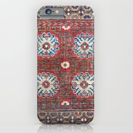 Khotan East Turkestan Sitting Mat Print iPhone Case