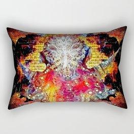 Satyr Rectangular Pillow