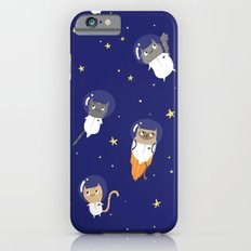 Space Cats - Pattern iPhone 6 Slim Case