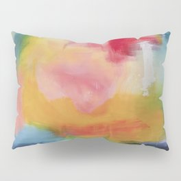 The Optimism of a New Day Pillow Sham