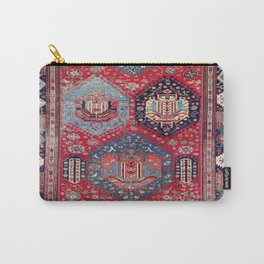 Kuba Sumakh East Caucasus Rug Print Carry-All Pouch