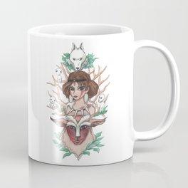 The princess of the avenging spirits Coffee Mug