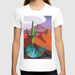 Thunderhead Builds in Arizona Desert T-shirt