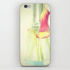 Dying Calla iPhone & iPod Skin