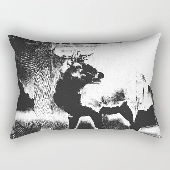 Tired Rectangular Pillow