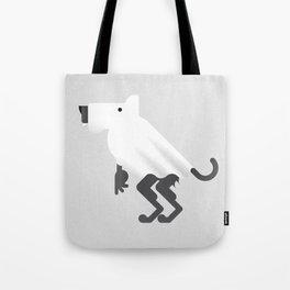 Werewolf / Ghost Tote Bag