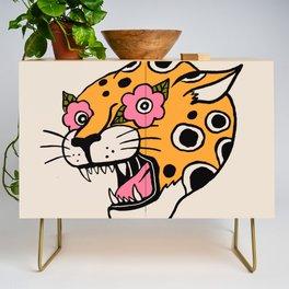 Cheetah Credenza