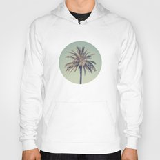Retro palm tree Hoody