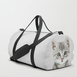 Kitten - Colorful Duffle Bag