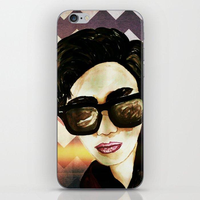 Taemin Selca (ACE) Ver  II iPhone Skin by gizibe