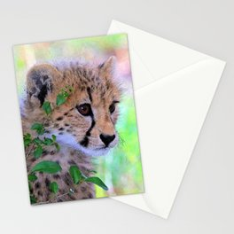 Aqua_Cheetah_20180102_by_JAMColorsSpecial Stationery Cards