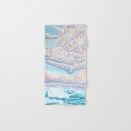 Les anges gardiens de l'amour Hand & Bath Towel