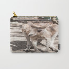 Eastern Grey, Kangaroo, Australia Carry-All Pouch