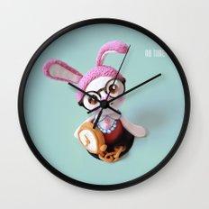 No time! Wall Clock