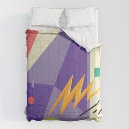 Anatomy of a Polygon Comforters