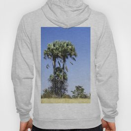 African Palm Hoody