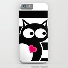 Curiosity killed the Cat Slim Case iPhone 6s