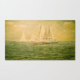 41° 30'N 71° 20'W   Canvas Print