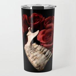 Skulla: Sub Rosa Travel Mug