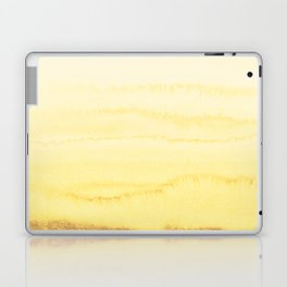 WITHIN THE TIDES - SUNNY YELLOW Laptop & iPad Skin