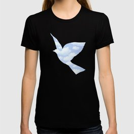 In the style of Magritte T-shirt