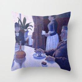 The Dining Room (aka Breakfast) Throw Pillow