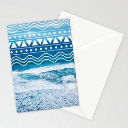 Ocean Doodles #2 Stationery Cards