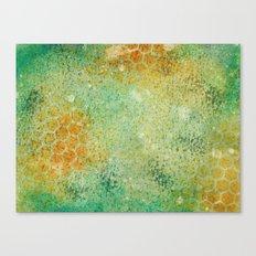 Fresh Honey Canvas Print